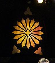 Translucent Rose Window