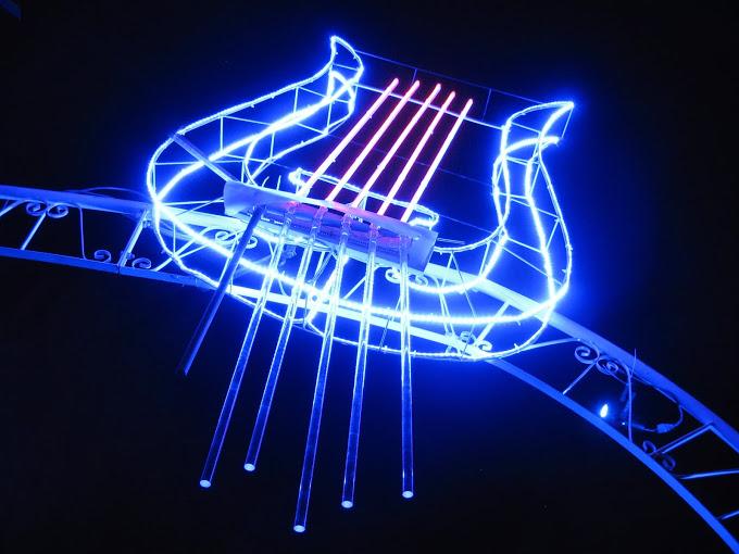 I'll Be A Harp – אני כינור