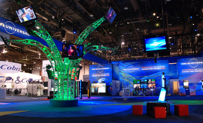 NBC At Consumer Electronics Show